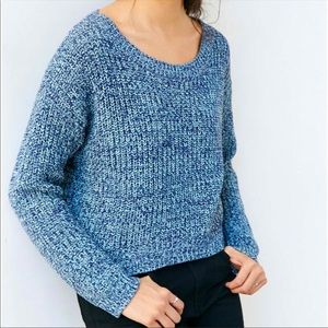 Urban Outfitters | BDG | Scoop Neck Knit Sweater